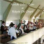 Norfolk Gallery Quire at Old Walpole