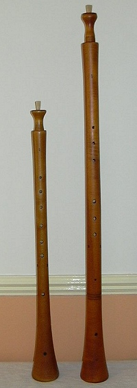 Soprano and Alto Shawms