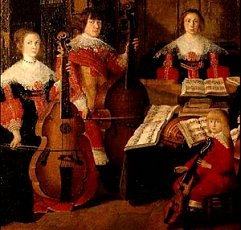Wyldes Noyse  Who else made music in Tudor times